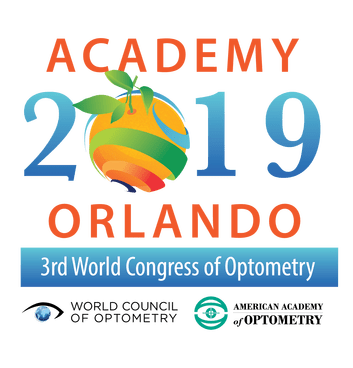 ORLANDO 3rd World Congress of Optometry